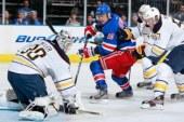 Qui NHL: le presentazioni di Buffalo Sabres e New York Rangers