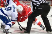 Qui NHL: le presentazioni di Tampa Bay Lightning e Detroit Red Wings