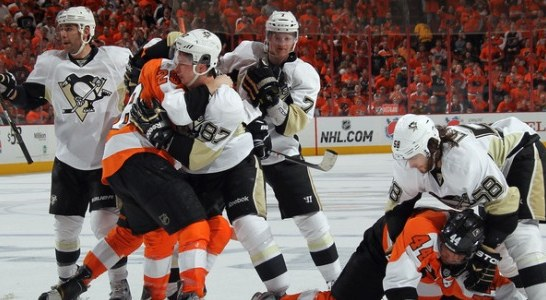 Qui NHL: le presentazioni di Pittsburgh Penguins e Philadelphia Flyers